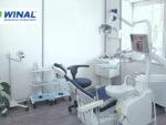 Медицинские панели для стен WINAL антибактериальные для внутренней отделки больниц, инфекционных, кабинетов
