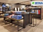 Панели стеновые для внутренней отделки магазинов, сетевых магазинов, торговых павильонов
