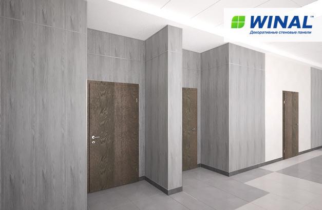 winal стеновые панели для внутренней отделки стен акрил гкл смл